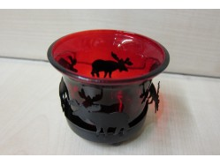 Christmas Tealight Candle Holder Raindeer