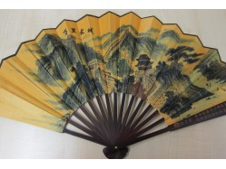 Chinese Great Wall Fan