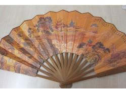 Pagoda Palace Fan