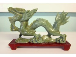 Chinese Jade Dragon
