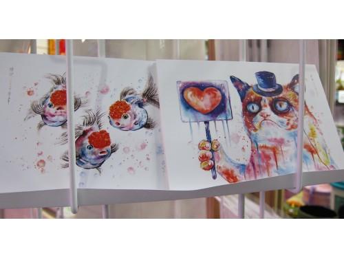 Prints & Postcards