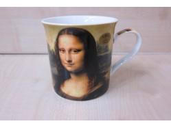 Mona Lisa Mug - Leonardo da Vinci