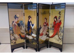 Chinese Four Beauties Desktop Screen Partition