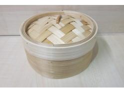 """Bamboo Steamer 6"""""""