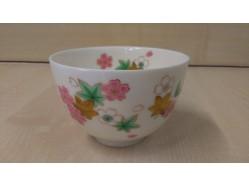 Japanese Floral Tea Cup