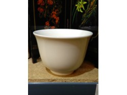 White Japanese Tea Cup