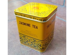 Canister of Loose Leaf Jasmine Tea
