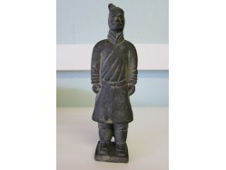 Replica Chinese Terracotta Army Figure - Cavalryman 20-22cm