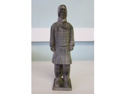 Replica Chinese Terracotta Army Figure - Infantry Soldier 20-22cm