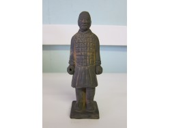Replica Chinese Terracotta Army Figure - Soldier 26cm