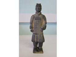 Replica Chinese Terracotta Army Figure - Officer 26cm
