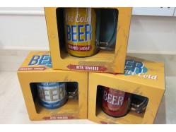 Beer Glass Tankard