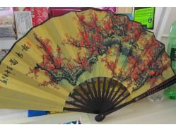 Plum Blossom Fan