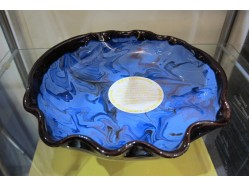 Blue Swirly Bowl