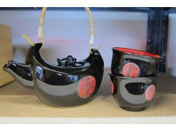 Double Happiness Tea Set