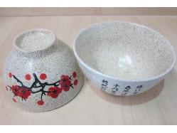 Cherry Blossom Rice Bowl