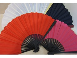 Cotton Hand Fan