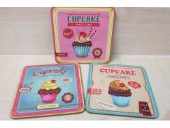 Cupcake Coaster Set