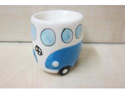 Blue Campervan Egg Cup
