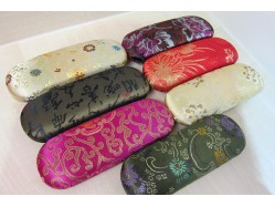 Brocade Glasses Case