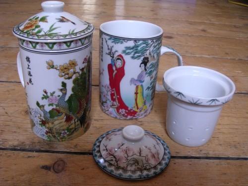 Tea cups & Mugs