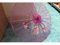Large Chinese Transparent Parasol