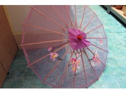 Large Chinese Transparent Parasol