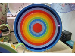 Large Rainbow Dreams Plate