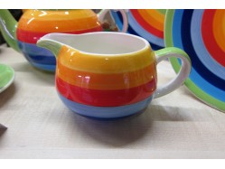 Rainbow Dreams Milk Jug