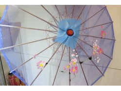 Small Chinese Transparent Parasol